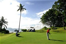 Berjaya Golf Resort - enjoy Tioman's breathtaking and challenging links